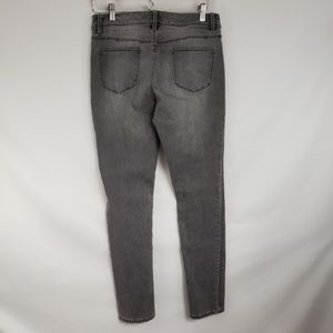 The Limited Jeans - The Limited Denim Gray 917 Skinny Jeans